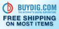 Free Shipping @ BuyDig.com!