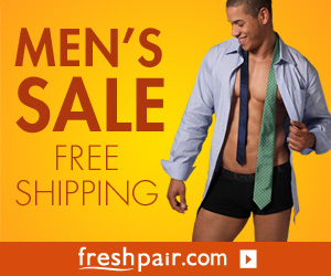 Freshpair's Men Sale