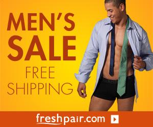 Freshpair's Men Sale
