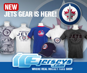 Get your red-hot Winnipeg Jets gear!