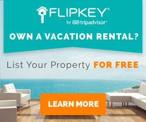 Own a vacation rental? List your property for free on FlipKey & TripAdvisor