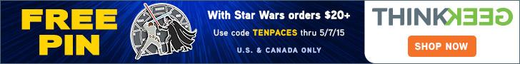 TENPACES