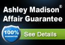 100% affair guarantee at Ashley Madison