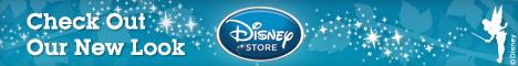 468x60 Disney Store