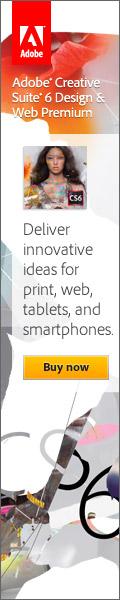 Adobe CS 6 Web Premium
