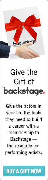 Give the Gift of Backstage