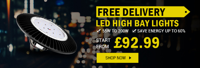 Free Delivery LED High Bay Light