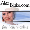 fine hosiery online