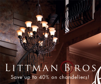 Save big on lighting and fans at LittmanBros.com