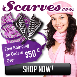 Scarves.com - Free Shipping