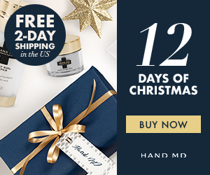 Hand MD - 12 Days of Christmas Sale