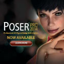 New! Poser 9 - Easily Create 3D Art and Animation!