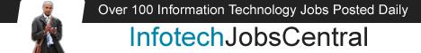Infotech Jobs Central - 100+ Jobs Daily