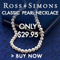 Ross-Simons Signature Pearl Necklace only $29.95