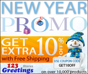 New Year Specials 2015 10% OFF Coupon