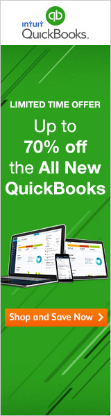 70% off Quickbooks Online - 4 Days Only