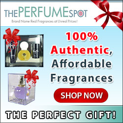 Perfume Makes The Perfect Gift, 100% Authentic Perfumes At ThePerfumeSpot.com!