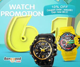 Watch Promotion for Children's Day