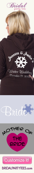 120x600 winter wedding