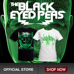 Black Eyed Peas Official Store  - Shop Now