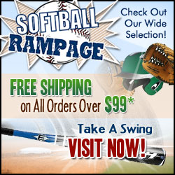 Image for Softball Rampage - Free Shipping 2