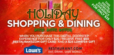 Lowes Gift Card