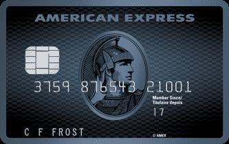 American Express Cobalt<sup>TM</sup> Credit Card