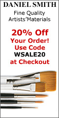 20% Off at Daniel Smith Art Supplies