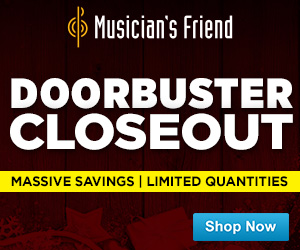 Musician's Friend Accessory Sale!