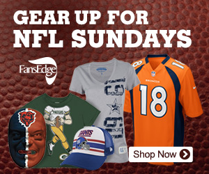 Gear Up For NFL Sundays!