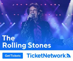 Rolling Stones biljetter