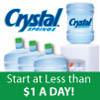 Crystal Springs® Water at Water.com