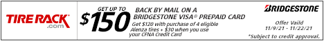Bridgestone Tire Promo
