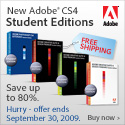 Back to School! Adobe Student Editions
