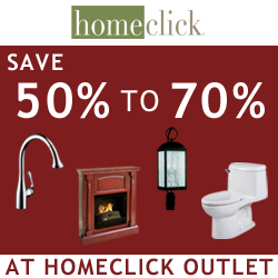 Save 50% to 70% at HomeClick.com Outlet!