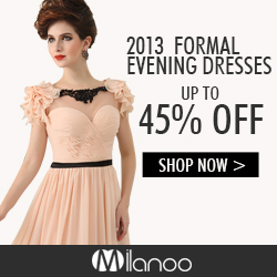 Fall Collection 2013  Formal Evening Dresses