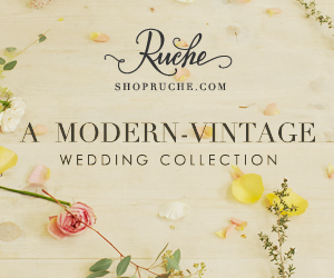 Ruche Wedding Collection