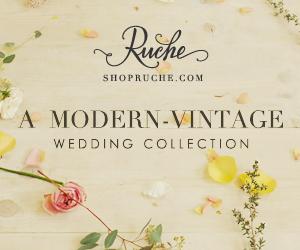 Ruche Wedding Collection