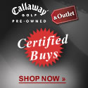 Certified Pre-Owned Callaway Golf Clubs