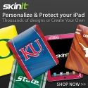 Skin your Apple iPad