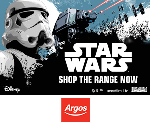 star wars at Argos