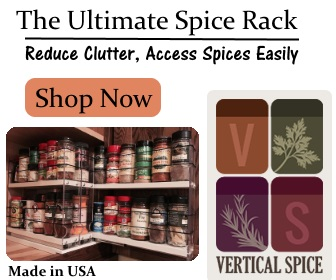 Best spice rack organizer