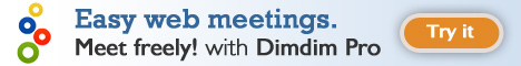 Dimdim: Unlimited Online Meetings at Lowest Price