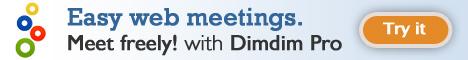 Dimdim: Unlimited Online Meetings at Lowest Price