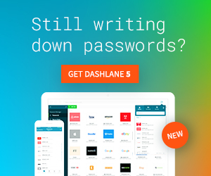 Dashlane 5 - New and Improved!