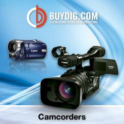 Save on Camcorders @ BuyDig.com!
