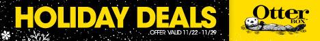 Black Friday - Cyber Monday Deals at OtterBox.com!
