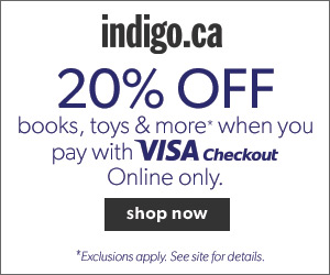 20% Off Already Reduced & Regular Priced Merchandise When You Pay with Visa Checkout! Save 20% on BO