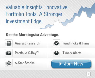 Morningstar Stock Fund Investment Research