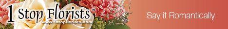 1 Stop Florists - Romantic Roses